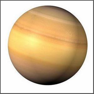 Planeet Jupiter, de stimulans voor een fijnere en betere wereld