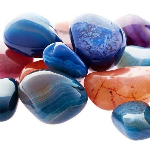 Edelstenen Spiritana, etherische edelstenen van hoge vibratie